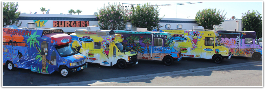 TK's Catering Trucks