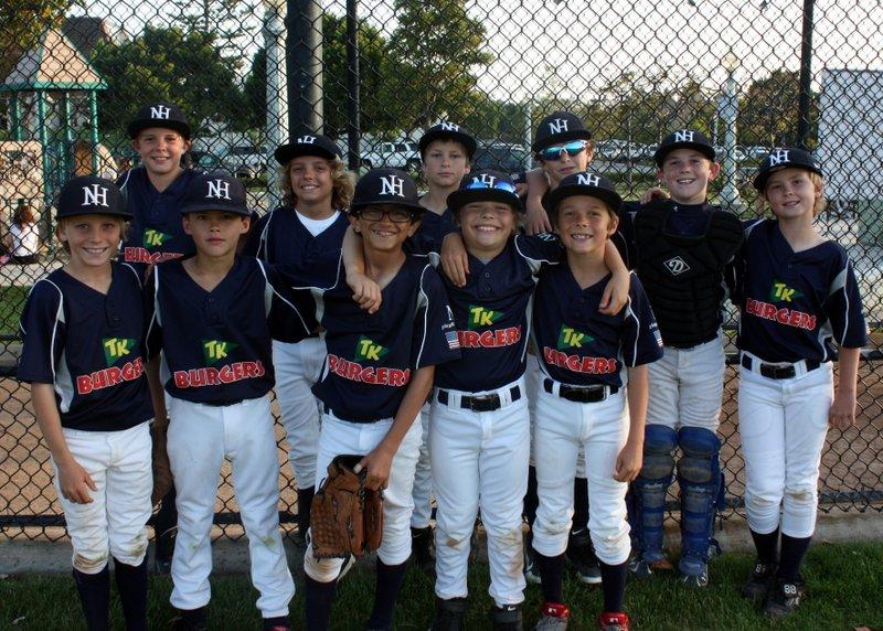 2012 Laguna Hills Little League